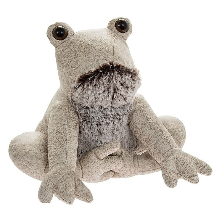doorstop frog