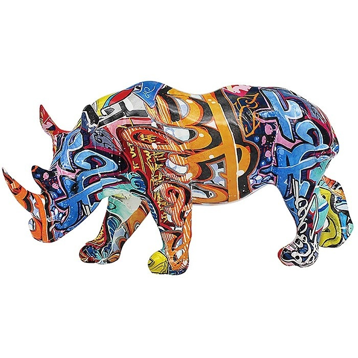 Graffiti Art Rhino