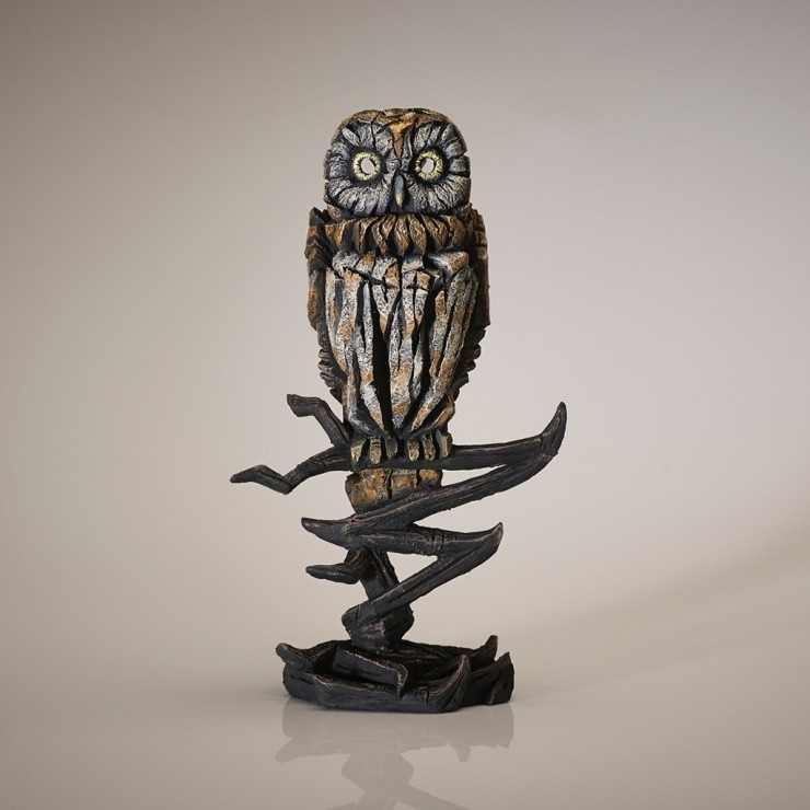 Edge Sculpture Tawny Owl