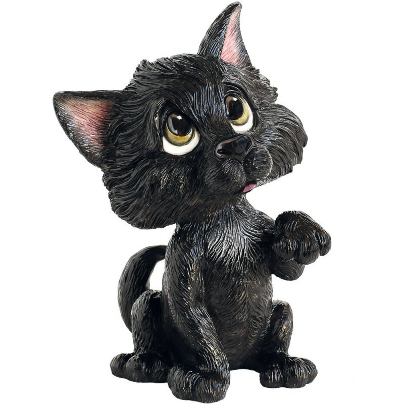 Lucky - Black Cat