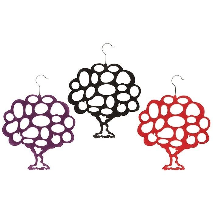 Equilibrium Tree Scarf Hanger