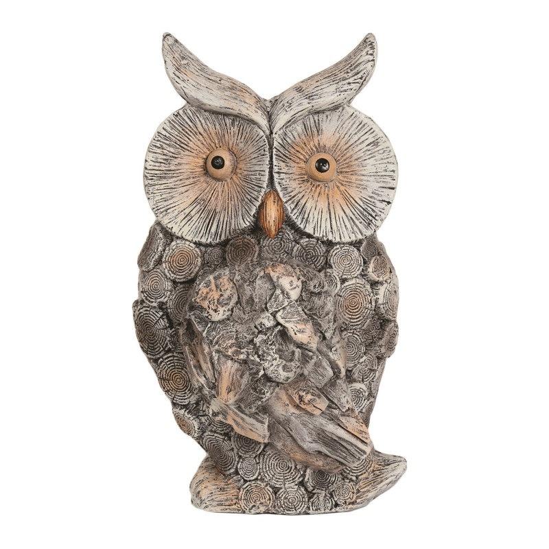 40cm Garden Deco Owl
