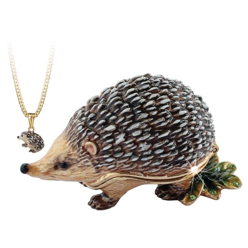 Hidden Treasures - Hedgehog