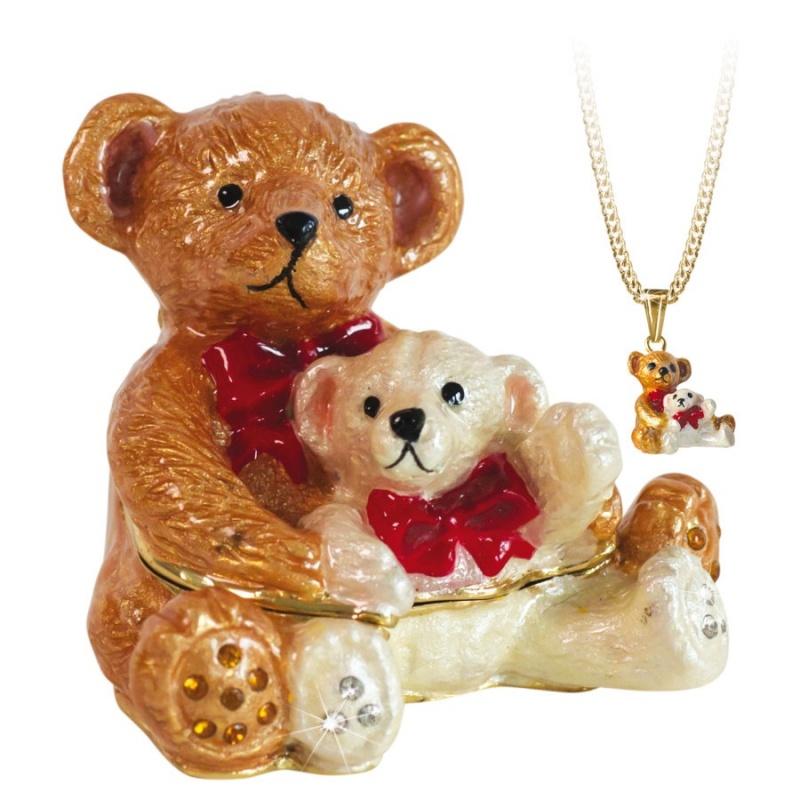Hidden Treasures - Teddy Bear and Baby Bear