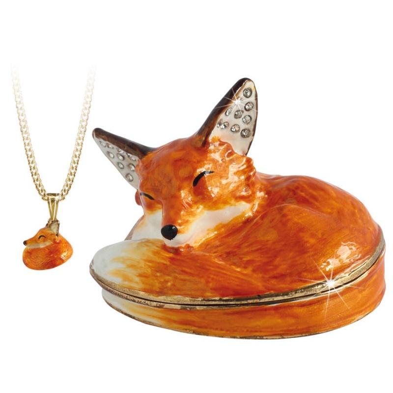 Hidden Treasures - Fox