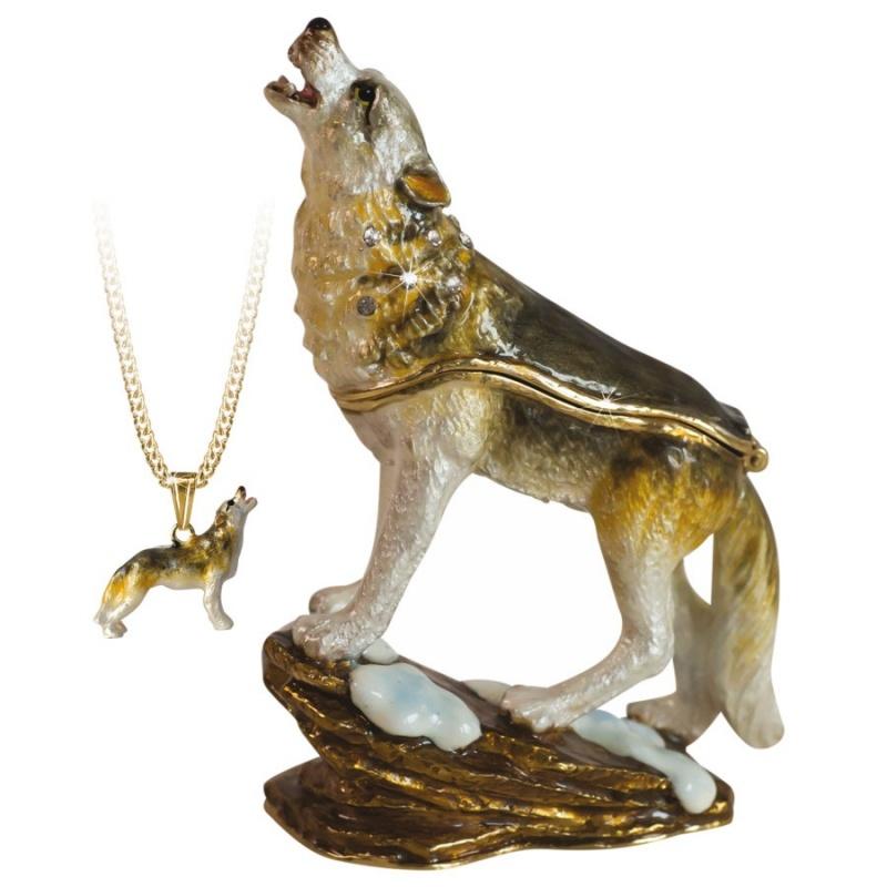 Hidden Treasures - Wolf