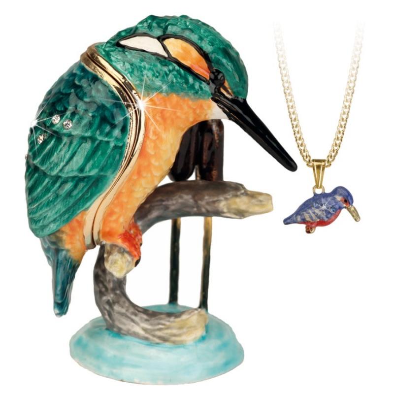 Hidden Treasures - Kingfisher