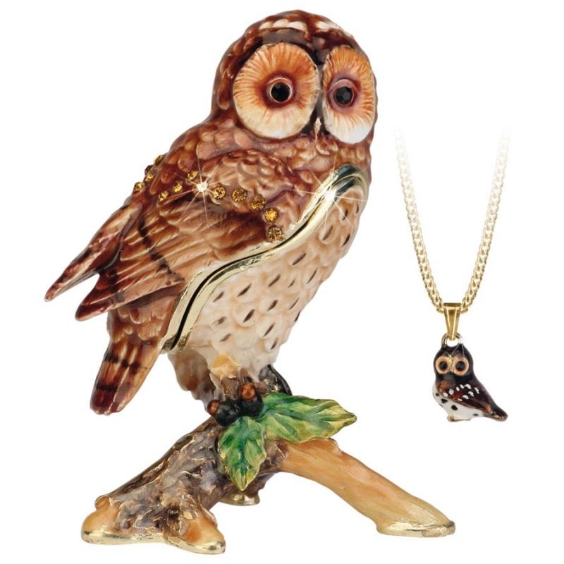 Hidden Treasures - Tawny Owl