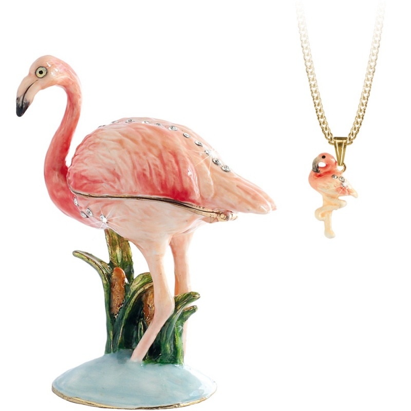 Hidden Treasures - Flamingo