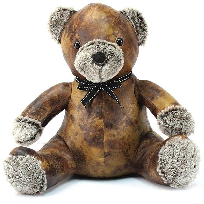 Antique Pal Doorstop Teddy