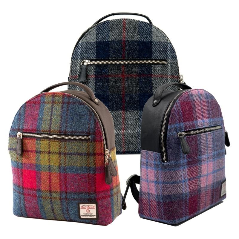 Harris Tweed Backpack Thumb