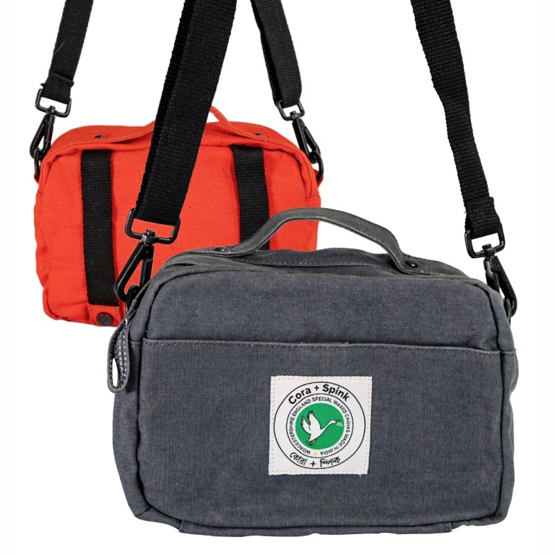 Cora Spink Fonthill Utility Bag Thumb