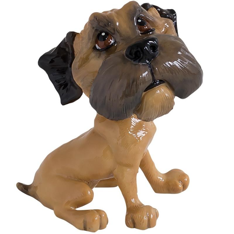 Belle - Border Terrier Thumb
