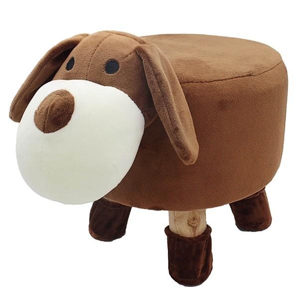 Cute Animal Footstool - Dog