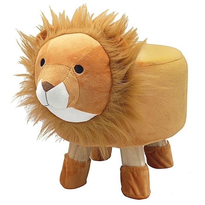 Cute Animal Footstool - Lion