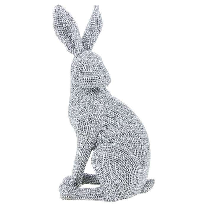 Silver Art - Sitting Hare
