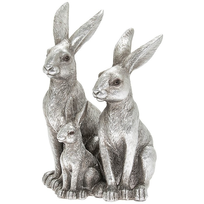 Reflections - Silver Hare Family