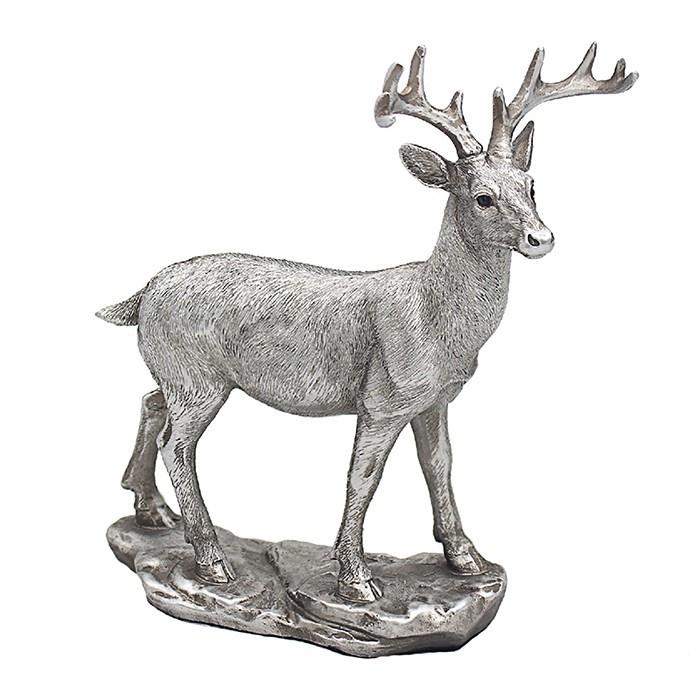 Reflections - Silver Deer