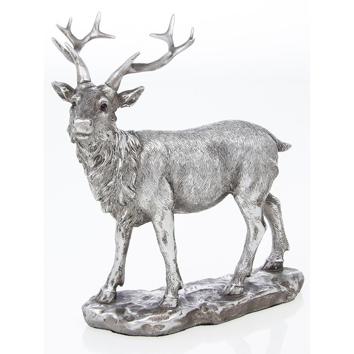 Reflections - Silver Stag