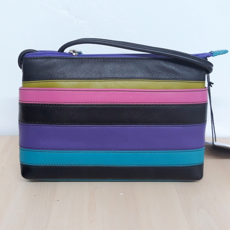 Jewn - New York Madison - Small East-West Shoulder bag