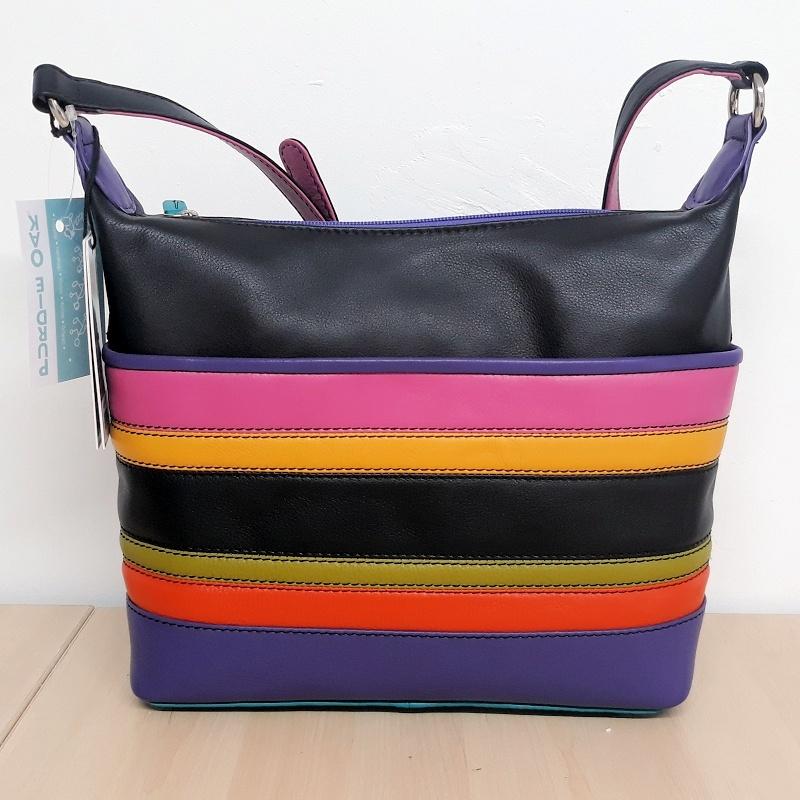 Jewn - New York Madison - Large East-West Shoulder bag