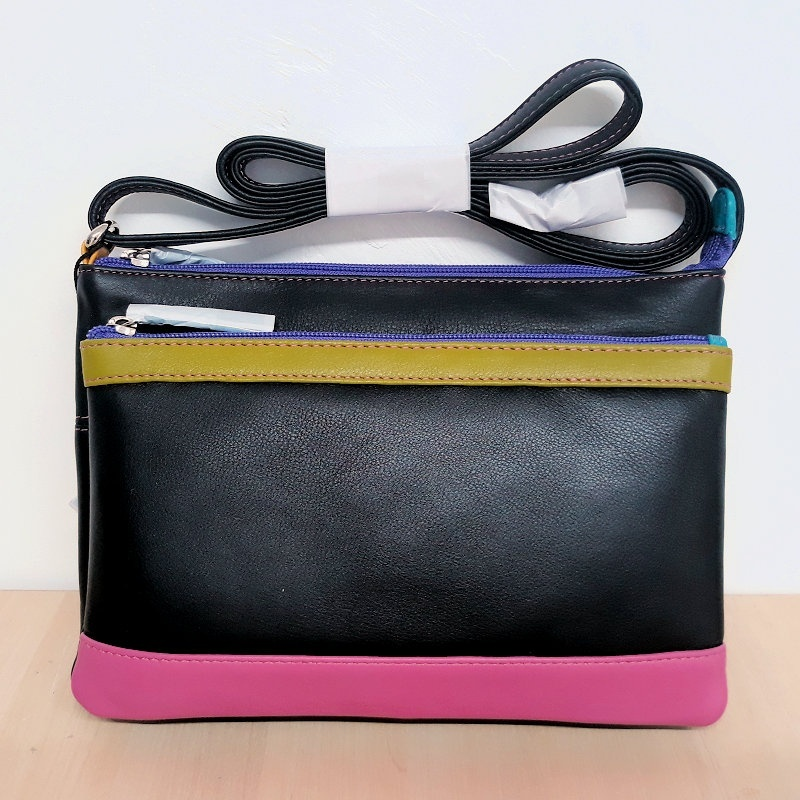 Jewn - New York Madison - Two Pocket Shoulder Bag