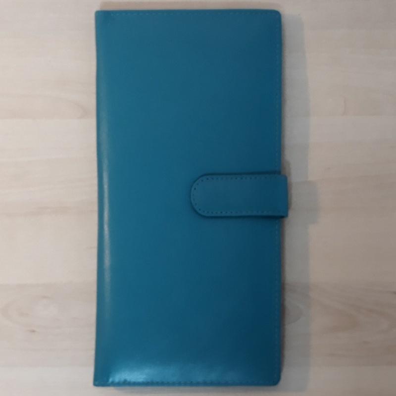 Golunski - Travel Wallet with Tab