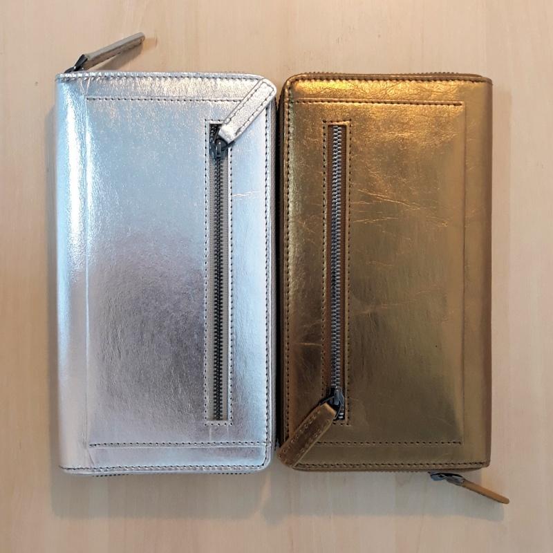Golunski - Eco Plant Metallic - Ladies Wallet Purse