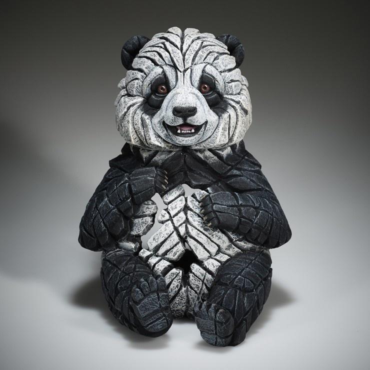 Edge Sculpture Baby Panda