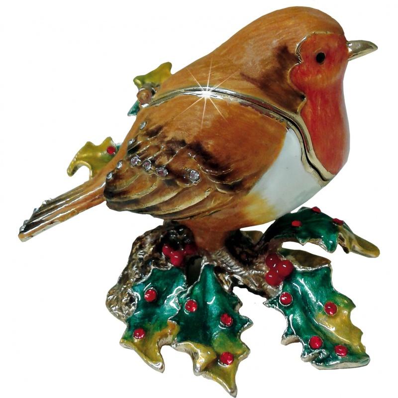 Craycombe Trinkets - Robin