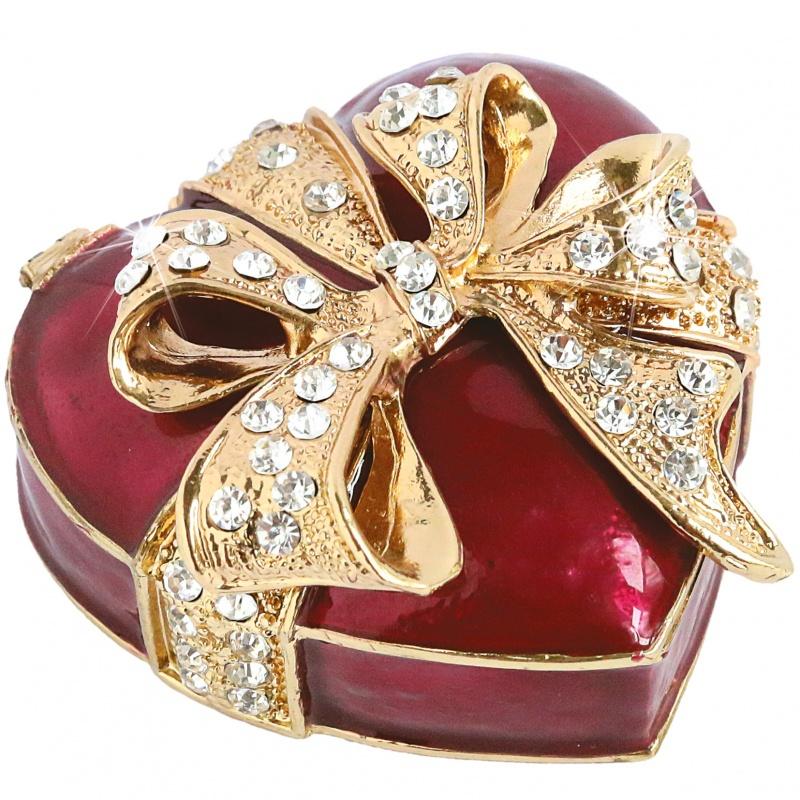 Craycombe Trinkets - Heart Shaped Box