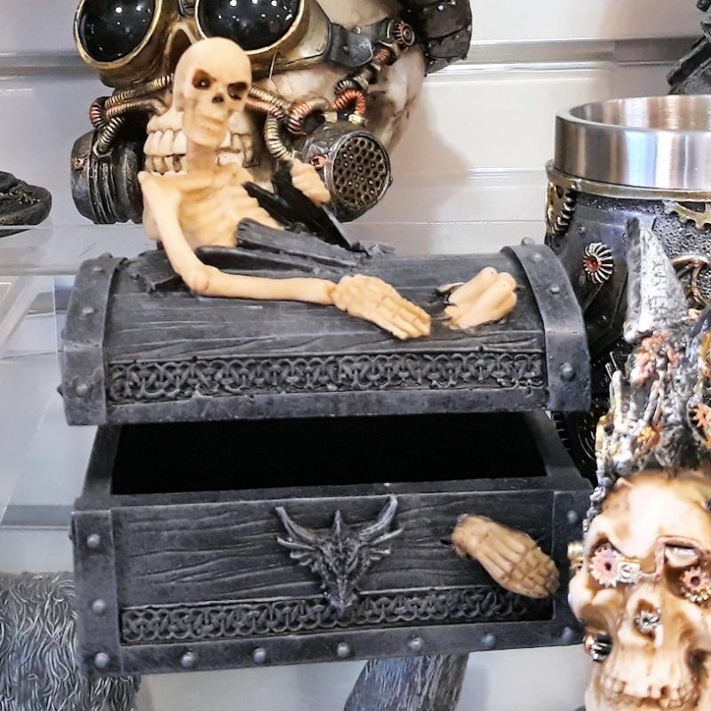 Skeleton in a Box